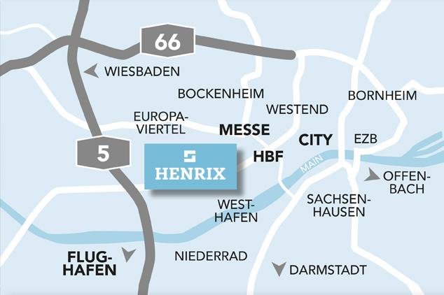 HENRIX My Place To Be